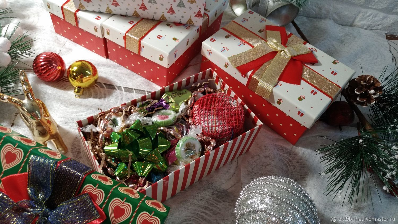 Новогодняя коробочка, Наборы, Ижевск,  Фото №1
