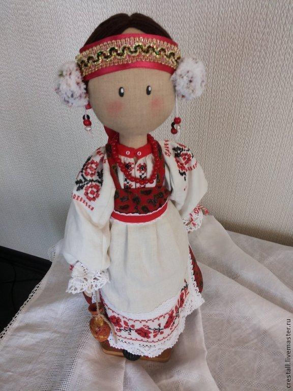 Куклы в русском стиле своими руками