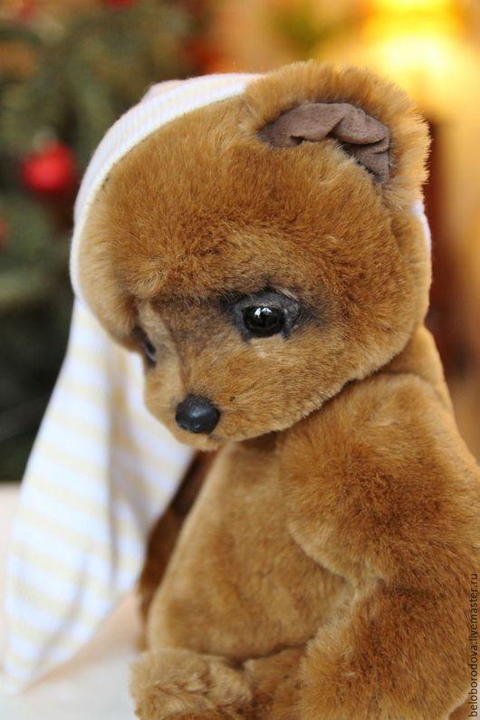 Мишки Тедди ручной работы. Ярмарка Мастеров - ручная работа. Купить Дрим. Handmade. Коричневый, тедди, подарок на день рождения