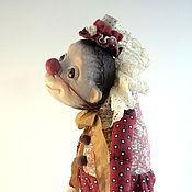 Куклы и игрушки ручной работы. Ярмарка Мастеров - ручная работа Цирковая обезьянка Жан. Handmade.