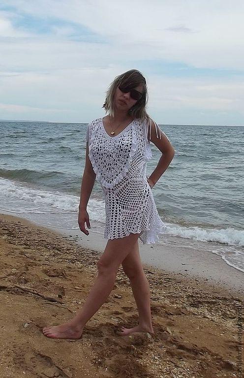 белый\r\nпляжная туника\r\nодежда для пляжа\r\nпляжный сезон\r\nвязаная туника\r\nажурная туника\r\nтуника для лета\r\nбелая туника\r\nкофта вязаная крючком\r\nажурная кофточка\r\nАвторское вязание\r\