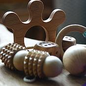 Куклы и игрушки ручной работы. Ярмарка Мастеров - ручная работа Развивающий набор для младенцев.. Handmade.