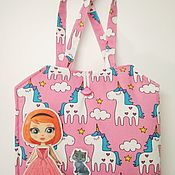Куклы и игрушки handmade. Livemaster - original item Bag Dollhouse. Handmade.