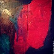 Картины и панно ручной работы. Ярмарка Мастеров - ручная работа Абстрактная живопись. Deep inside.. Handmade.