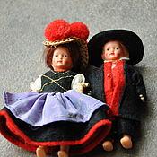 Винтаж handmade. Livemaster - original item Vintage dolls: Vintage kids. Handmade.