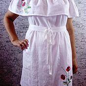 """Одежда ручной работы. Ярмарка Мастеров - ручная работа Платье """"МАКИ"""". Handmade."""