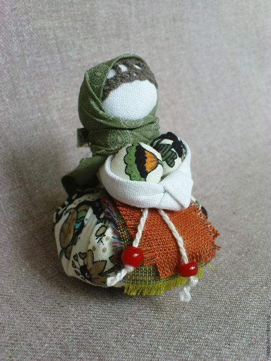 """Народные куклы ручной работы. Ярмарка Мастеров - ручная работа. Купить Кукла Благополучница """"Осень"""". Handmade. Народная кукла"""