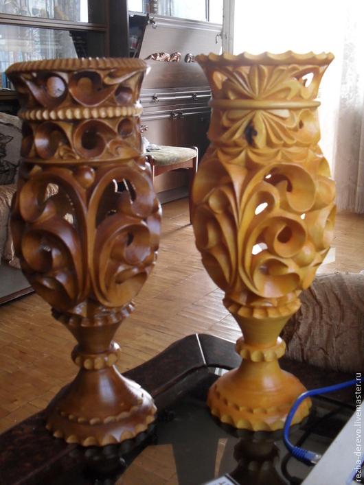 Вазы ручной работы. Ярмарка Мастеров - ручная работа. Купить Красивая ваза. Handmade. Ваза, подарки
