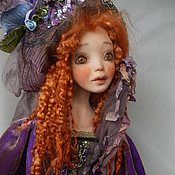 """Куклы и игрушки ручной работы. Ярмарка Мастеров - ручная работа Кукла """"Ирис"""". Handmade."""