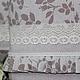 Текстиль, ковры ручной работы. Ярмарка Мастеров - ручная работа. Купить декоративные наволочки Розы в нашем саду. Handmade. Разноцветный