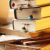 """Канцелярские товары ручной работы. Ярмарка Мастеров - ручная работа Закладки для книг """"желуди"""". Handmade."""