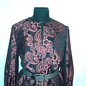 Одежда ручной работы. Ярмарка Мастеров - ручная работа Русский стиль. Handmade.