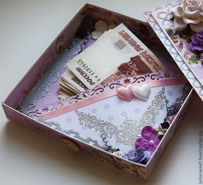 Коробка открытка своими руками на свадьбу 81