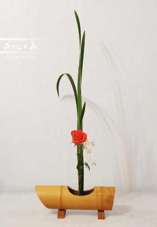 Интерьерные композиции ручной работы. Ярмарка Мастеров - ручная работа. Купить Икебана. Handmade. Цветочная композиция, цветочная скульптура, япония