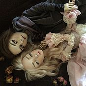 Куклы и пупсы ручной работы. Ярмарка Мастеров - ручная работа Тепло любящих сердец. Handmade.