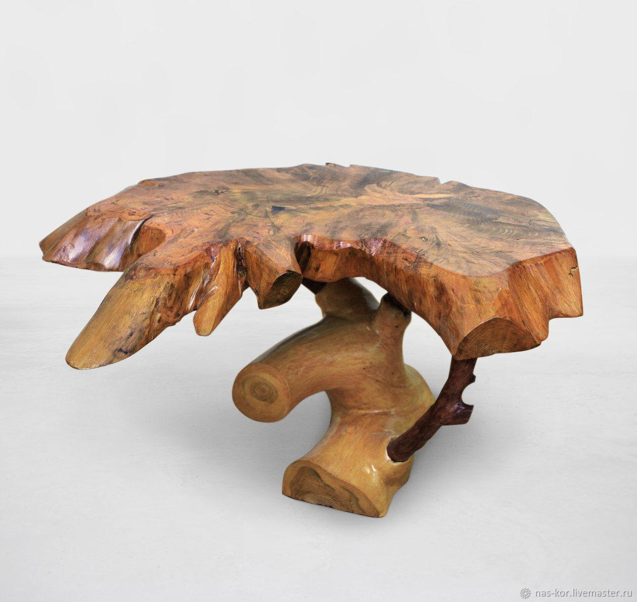 Furniture handmade. Livemaster - handmade. Buy Coffee table from array.Rustic style, table, living room