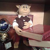 Куклы и игрушки ручной работы. Ярмарка Мастеров - ручная работа портняжка (спайдервик, хроники). Handmade.