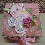 """Подарки к праздникам ручной работы. Ярмарка Мастеров - ручная работа Сокровища для мамы """" Мое счастье"""". Handmade."""