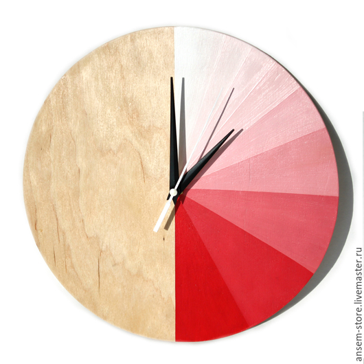 Часы для дома ручной работы. Ярмарка Мастеров - ручная работа. Купить Часы настенные Эсла. Часы ручной работы.. Handmade.