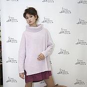 Одежда ручной работы. Ярмарка Мастеров - ручная работа Свитер-платье. Handmade.