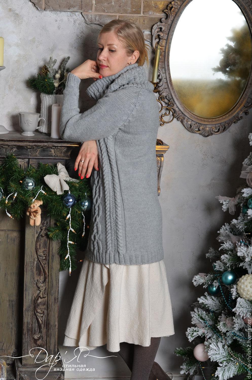 Купить стильный свитер женский