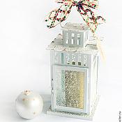 Для дома и интерьера handmade. Livemaster - original item Candlestick Snow. Handmade.