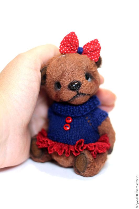 Мишки Тедди ручной работы. Ярмарка Мастеров - ручная работа. Купить Викки. Handmade. Комбинированный, мишка тедди купить, вискоза