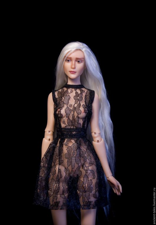 Кукла БЖД, авторская шарнирная кукла бжд из полиуретана bjd