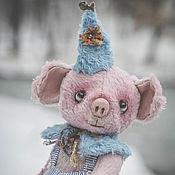 Куклы и игрушки ручной работы. Ярмарка Мастеров - ручная работа Два поросенка. Handmade.