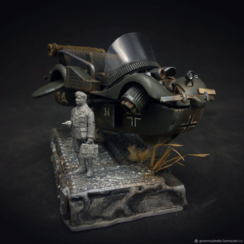 Staff Vignette, Military miniature, Ekaterinburg,  Фото №1