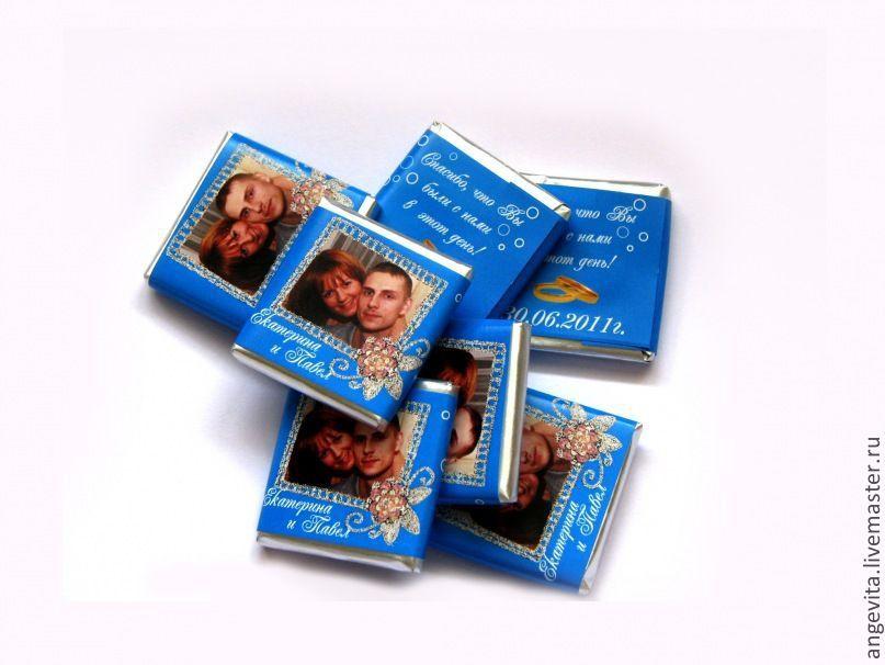 конфеты с фотографиями на заказ новосибирск быстрой установки