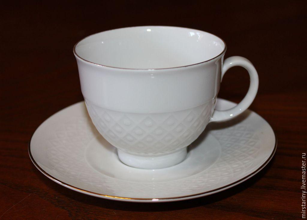 Porcelain decorative vase white, Seltmann Weiden, Germany, Vintage sets, Moscow,  Фото №1
