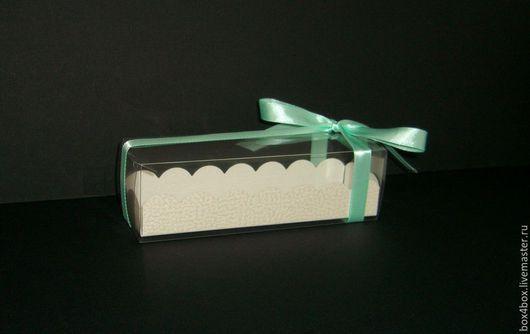 Упаковка ручной работы. Ярмарка Мастеров - ручная работа. Купить Коробки для макарони.. Handmade. Белый, коробочка, коробочка для подарка, упаковка