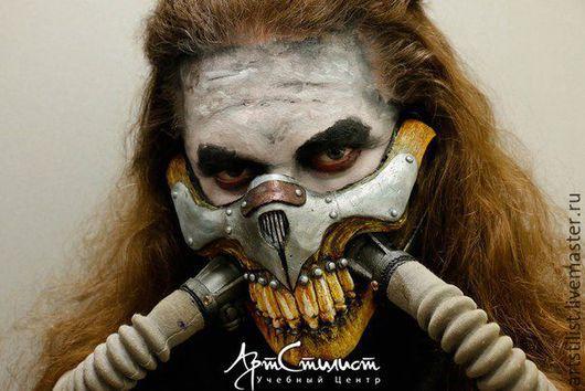 Карнавальные костюмы ручной работы. Ярмарка Мастеров - ручная работа. Купить Маска Бессмертного Джо / Immortan Joe Mask. Handmade.