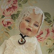Куклы и игрушки ручной работы. Ярмарка Мастеров - ручная работа Про Красную Шапочку Авторская кукла. Handmade.