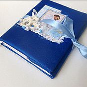 Канцелярские товары ручной работы. Ярмарка Мастеров - ручная работа блокнот для записей о достижениях малыша. Handmade.
