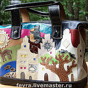 Сумки и аксессуары handmade. Livemaster - original item Bag the