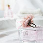 Украшения ручной работы. Ярмарка Мастеров - ручная работа кольцо Балерина. Handmade.