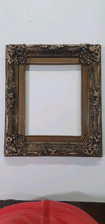 Винтажная рамка для Икон или картины  ВН 25х20см,, Иконы, Малоярославец,  Фото №1
