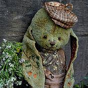 """Куклы и игрушки ручной работы. Ярмарка Мастеров - ручная работа Плюшевый заяц """"Петька"""". Handmade."""