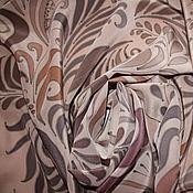 Аксессуары ручной работы. Ярмарка Мастеров - ручная работа Батик платок Хохлома. Handmade.