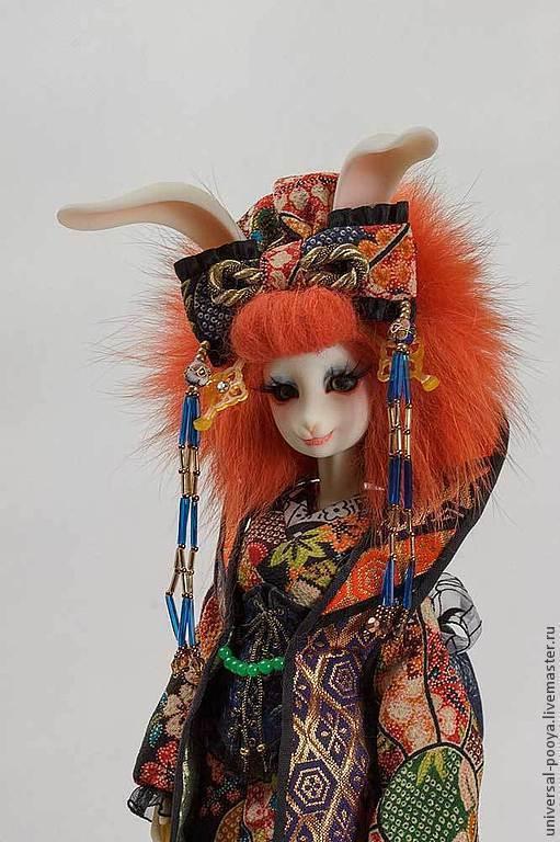 Коллекционные куклы ручной работы. Ярмарка Мастеров - ручная работа. Купить Кукла Киди. Handmade. Кукла, единственный экземпляр