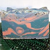 Косметика ручной работы. Ярмарка Мастеров - ручная работа мыло с нуля «Облака белогривые». Handmade.