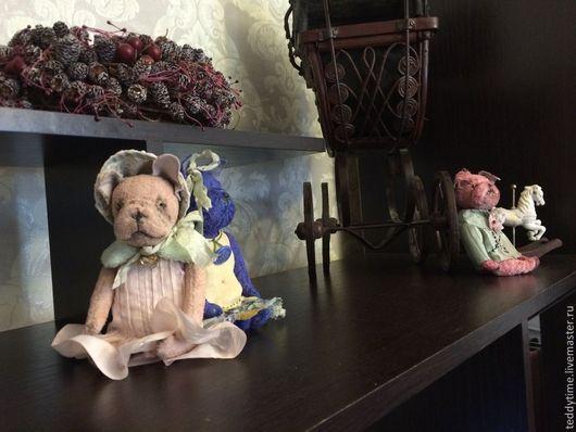 Куклы и игрушки ручной работы. Ярмарка Мастеров - ручная работа. Купить Выкройка моих бульдожков!!!!Впервые!!!. Handmade. Белый, выкройка бульдога