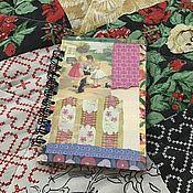 Блокноты ручной работы. Ярмарка Мастеров - ручная работа Письменные наборы: альбом - блокнот. Handmade.