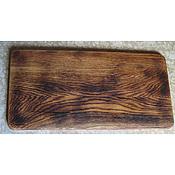 Для дома и интерьера ручной работы. Ярмарка Мастеров - ручная работа Разделочная доска из дуба. Handmade.