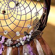 """Фен-шуй и эзотерика ручной работы. Ярмарка Мастеров - ручная работа Ловец снов """"Лунный"""". Handmade."""