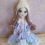 Тыквоголовка ручной работы. Ярмарка Мастеров - ручная работа Кукла текстильная ручной работы. Handmade.