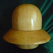 Материалы для творчества handmade. Livemaster - original item Blank - hat 002. Handmade.
