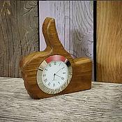 Для дома и интерьера ручной работы. Ярмарка Мастеров - ручная работа Часы настольные Cool. Handmade.